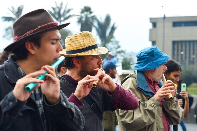 The Best of Bogota Walking Tour