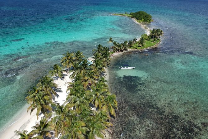 Snorkel and Island Experience at Laughing Bird Caye National Park