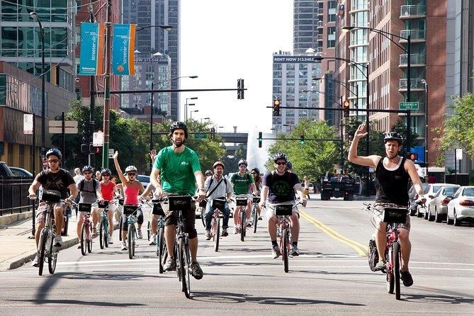 Chicago Ride to Wrigley Bike Tour