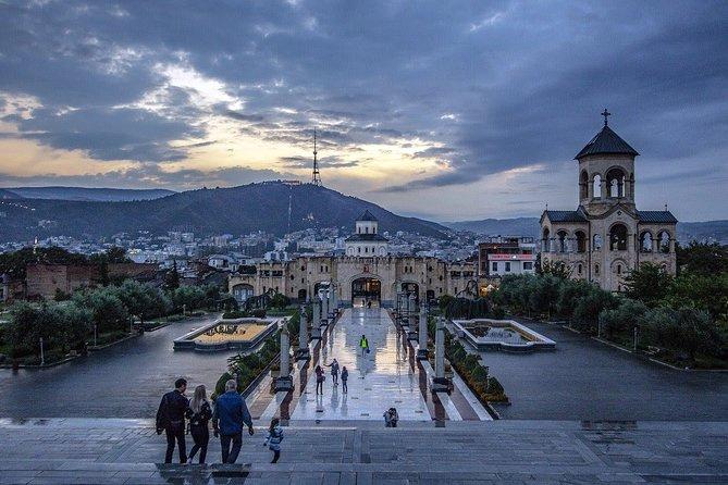 Romantic tour in Tbilisi