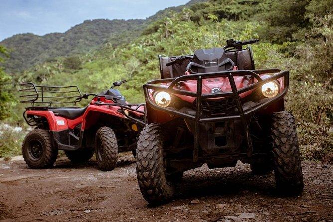 Ride Through the Sierra Madre - ATV Adventure Couple