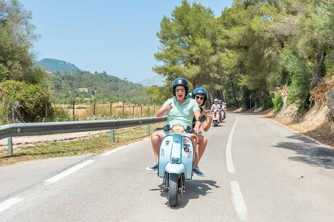 Scooter and Motorbike Rental to Explore Mallorca