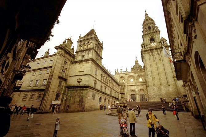 Full-Day Santiago de Compostela Private Tour from Ferrol