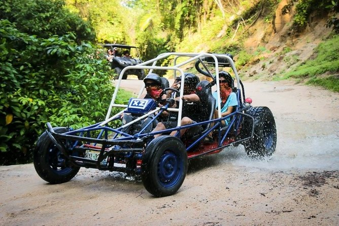 Dune Jungle Buggy - Adventure for 1-2 Passengers