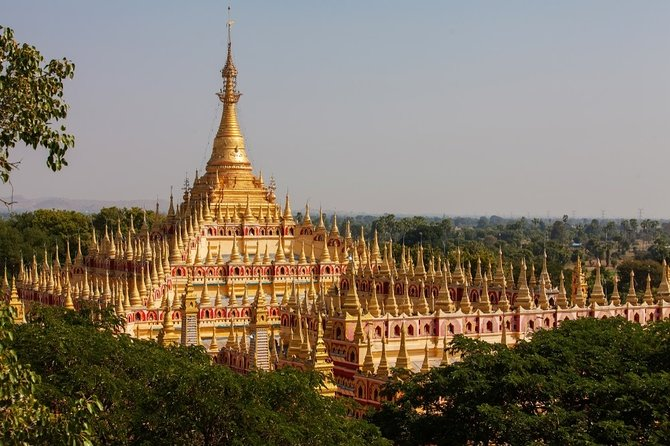 Private Day Tour from Mandalay to Monywa with Pickup