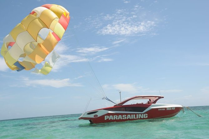 Parasailing Adventure from Punta Cana