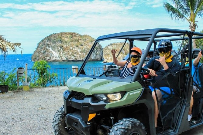 Puerto Vallarta 4WD Small-Group Tour