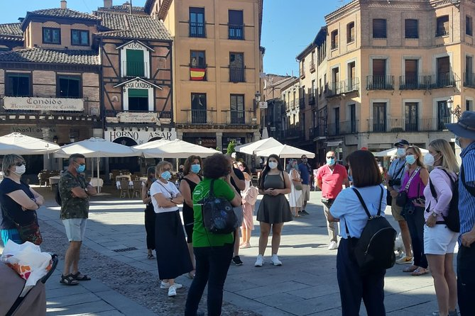 Group Walking Tour Heritage and Legends of Segovia