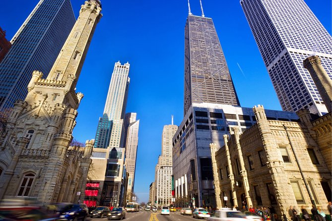 Chicago Highlights Driving Tour   Covid-19 safe & PRIVATE tour