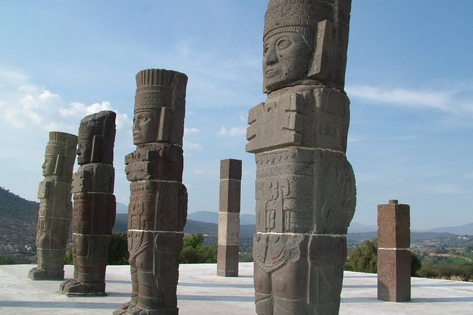 Tula, Tepotzotlan and Tenayuca from Mexico City
