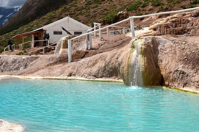 Scape to Hot Spring Water of Colina Valley full day Private Tour From Santiago