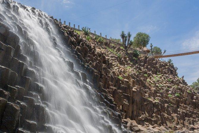 Hidalgo Mágico (Basaltic prisms, real del monte, Pachuca)