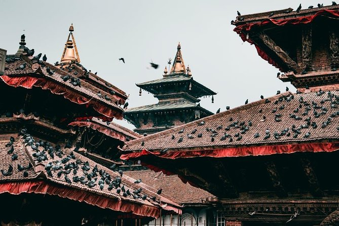Entire Kathmandu Tour and Sunset View from Nagarkot