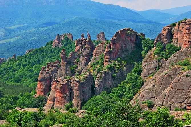 Day tour to Belogradchik Rocks & Balkan Mountains from Sofia