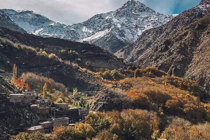 Atlas Mountains Day Trip From Marrakech with Lunch and Mett Locals