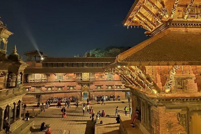 Patan and Bhaktapur Heritage with Nagarkot Tour