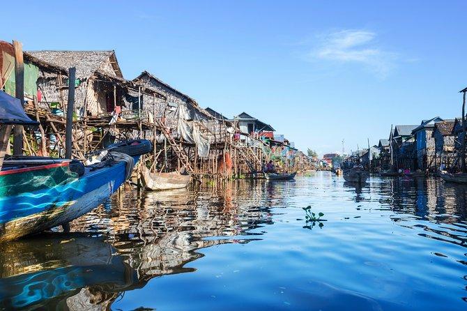 3-day Siem Reap Angkor Complex Floating village