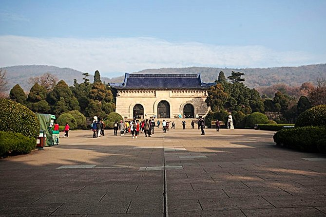 2-Day Unlimited Nanjing Private Flexible Tour with Lunch Option