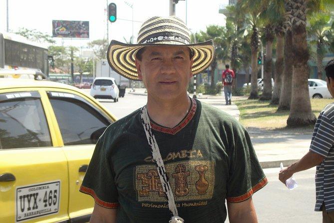 Romantic tour in Barranquilla