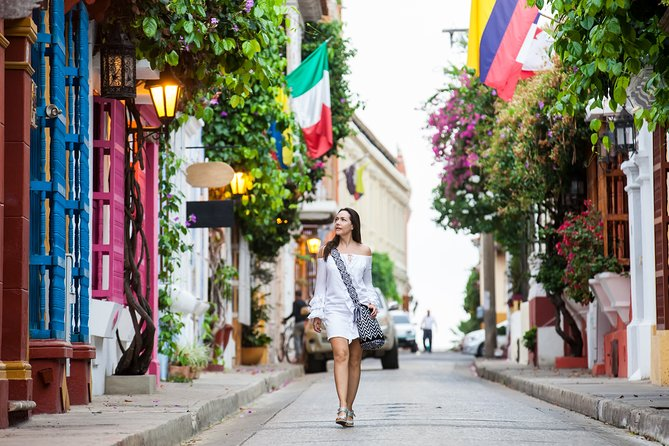 The Best of Cartagena Walking Tour