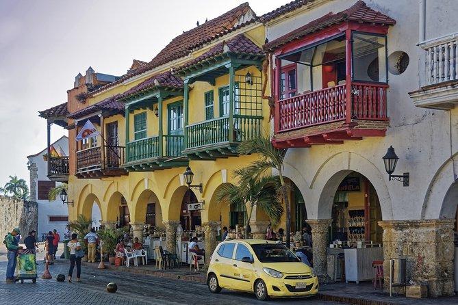 Romantic tour in Cartagena