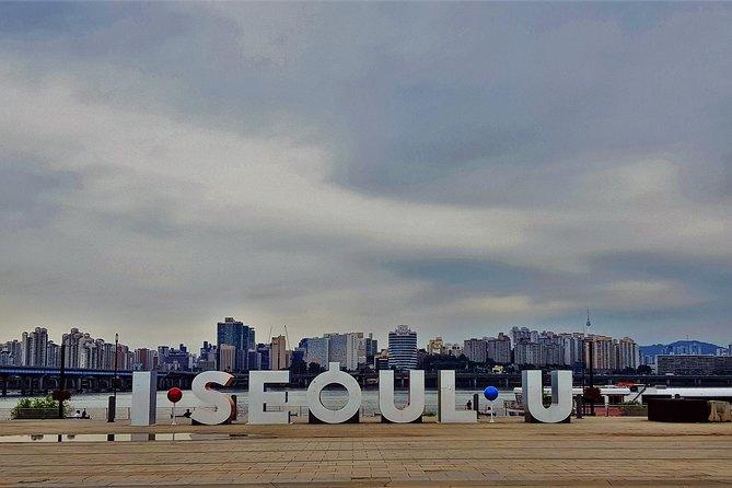 The beauty of Seoul: Han River, Seoul Fortress, N Seoul Tower