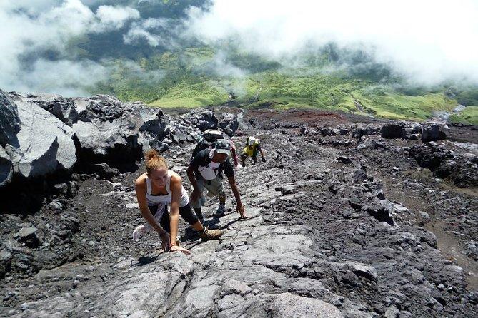 Mayon Volcano Adventure B