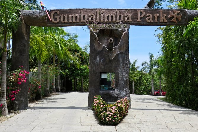 Shore Excursion: Gumbalimba Preservation Nature Park & Beach Getaway