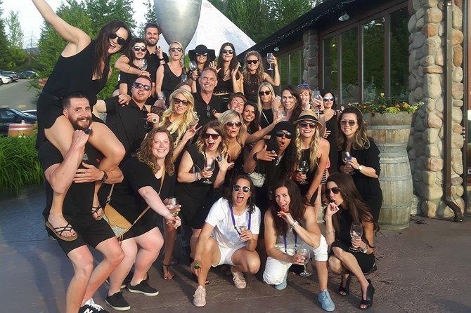 2020 Tours & Kelowna Wine Tours