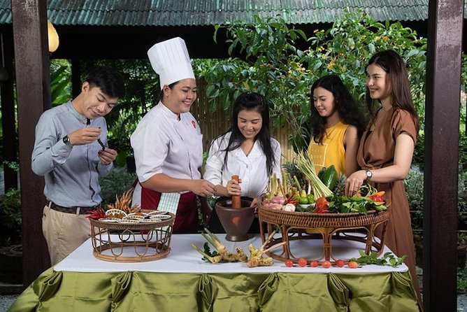 Thai Cooking Class By Suuko Wellness Spa Phuket