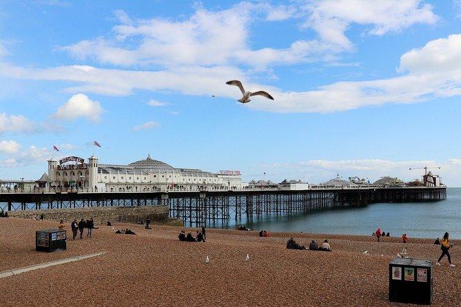 Romantic tour in Brighton