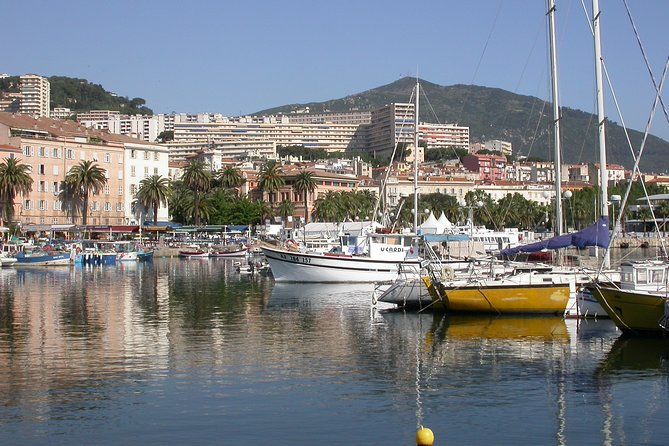 Private Tour of Ajaccio in the island of Corsica with driver and optional guide