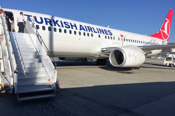 Private Transfers Between Istanbul Sabiha Gokcen Ap - Istanbul EU Side Northeast