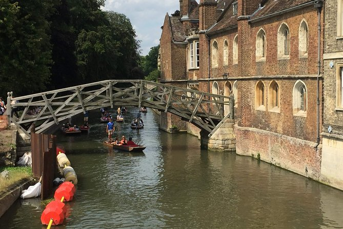 """Guided tour """"Love stories of Cambridge"""""""
