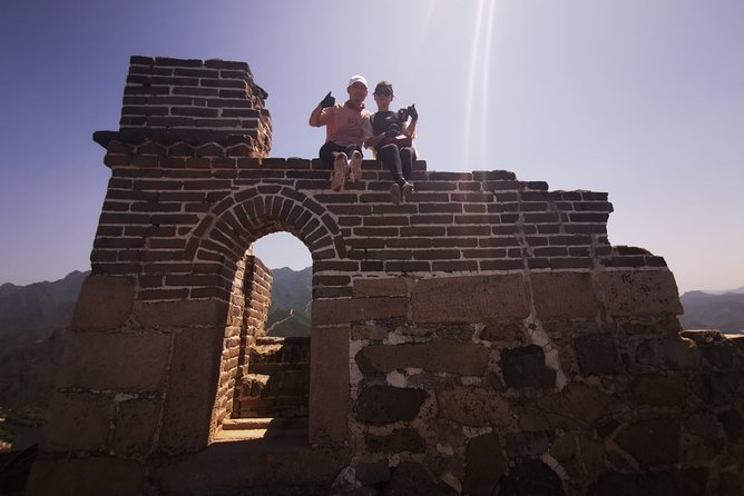 Private Round Trip Transfer Service to Unrestored Huanghuacheng Great Wall