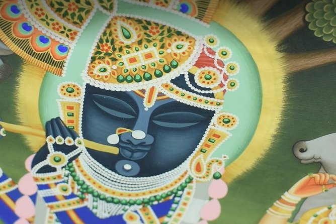 3-Hour Private Pichwai Painting Workshop in Udaipur