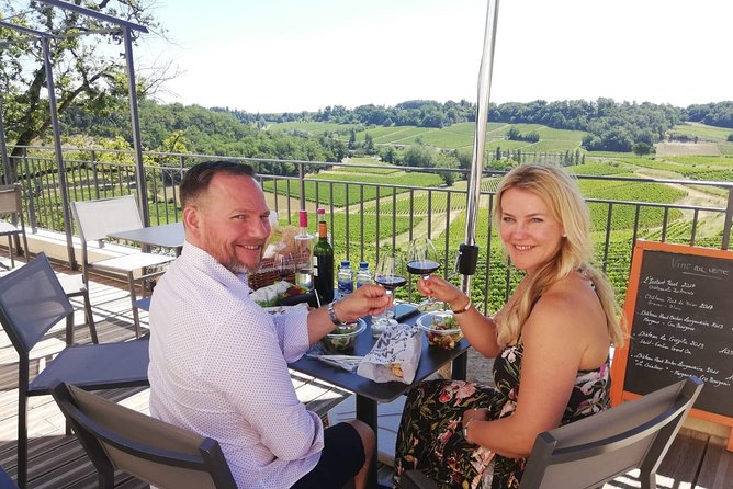 Saint-Emilion & Medoc Full Day Wine Tour with Lunch