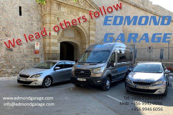 Malta Private Airport Transfer - Departure