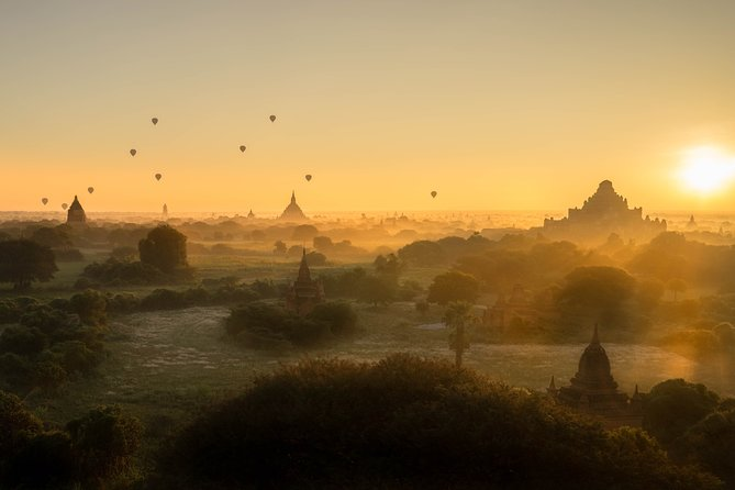 8-day Myanmar exploration (Yangon - Bagan - Mandalay - Inle Lake)