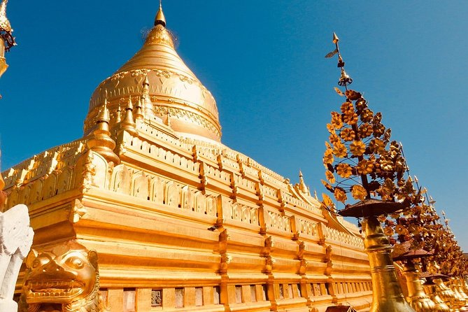 7-day Best of Myanmar (Yangon – Golden Rock – Bagan – Mandalay - Inle Lake)