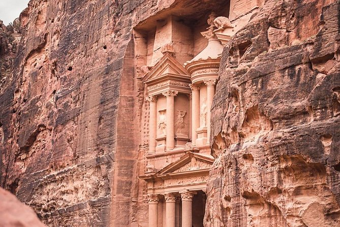 FROM Dead Sea | PETRA City Tour In One Day | Lunch & Admission fees included