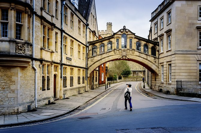 The best of Oxford walking tour