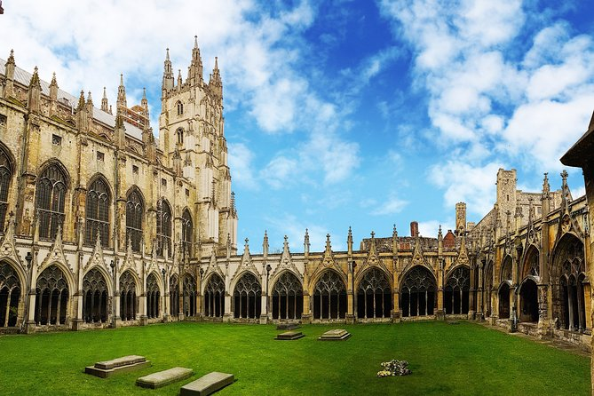 "Guided tour ""Love stories of Canterbury"""