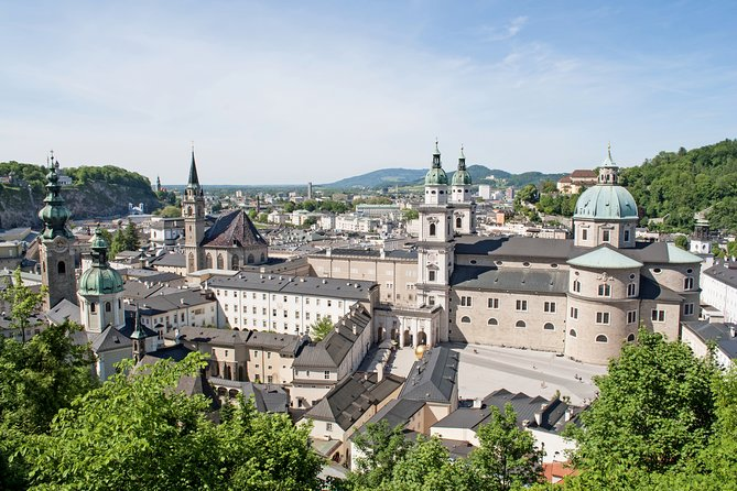Private Salzburg City Tour from Vienna
