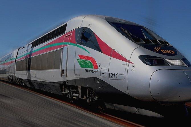 Casablanca - Tangier High Speed Train Tickets (TGV)