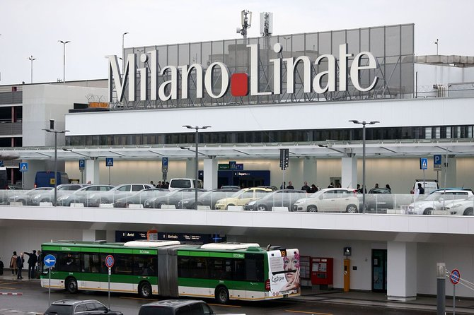 Private Transfer from Milan Linate Airport to Milan Center