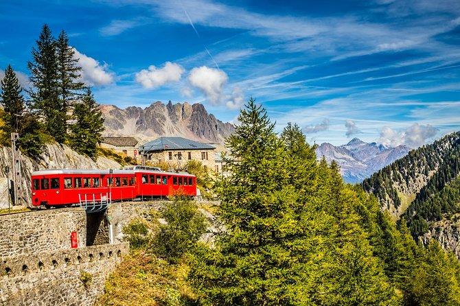 Chamonix Mont Blanc Day Trip Excursion