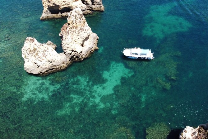 Half Day Cruise to Ponta da Piedade with Lunch and Drinks