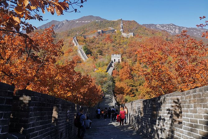 PEK Airport Layover Private Round Trip Transfer Service to Mutianyu Great Wall
