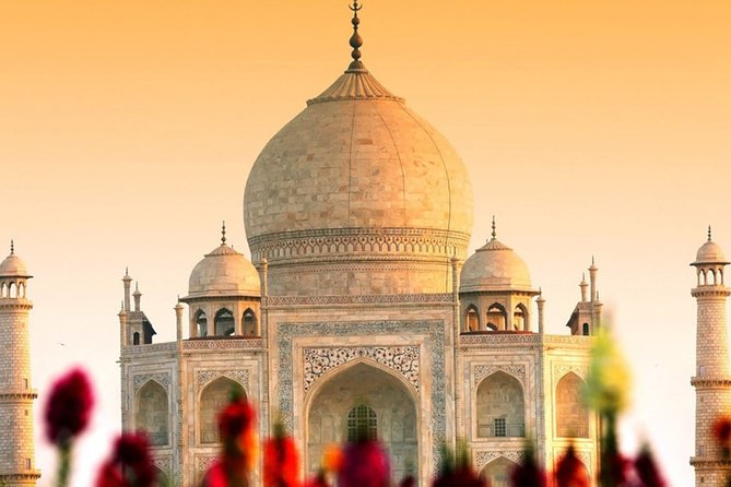 Four-Day Private Luxury, Golden Triangle Tour to Agra and Jaipur From New Delhi